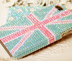 fashion the Union Jack case for iphone 4/4s